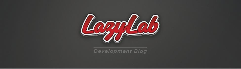LazyLabGames Blog