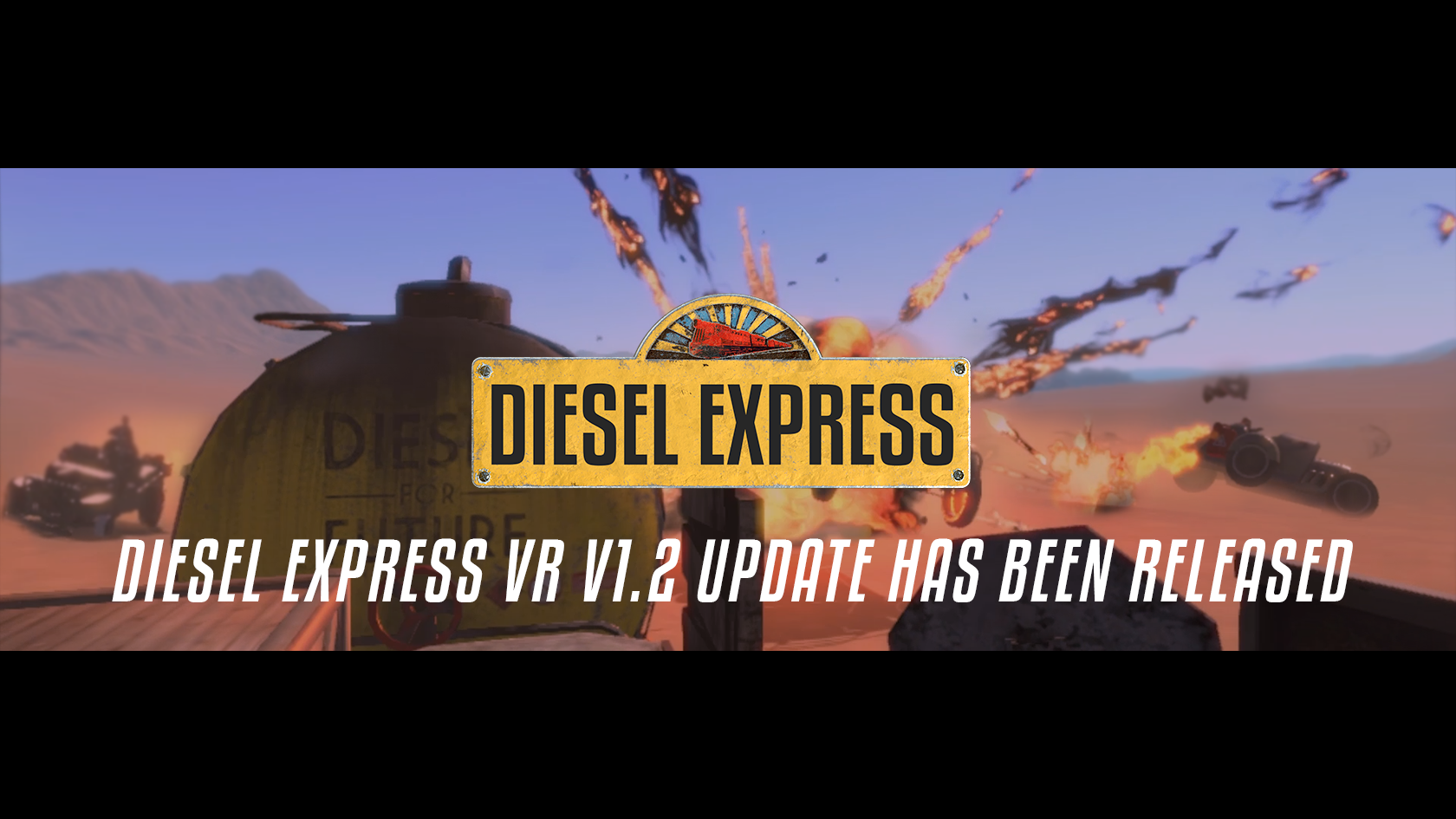 Diesel Express v1.2 update